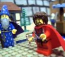 Lego The Haunted House: The Chronicles Of Pandrudica Part 2