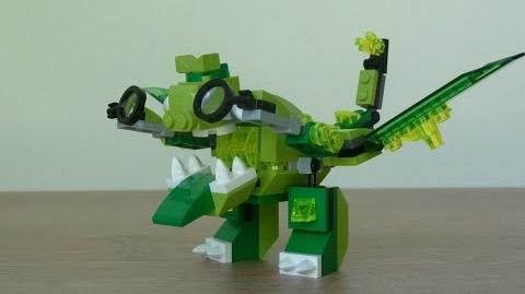 LEGO MIXELS GLORP CORP MAX Instructions Mixels Series 6 Dribbal Gurggle Slusho