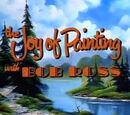 El placer de pintar con Bob Ross
