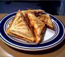 Bacon and Egg Toasted Sandwiches