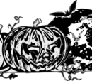 Halloween Cloth Pattern