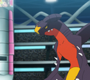 Dragon-type anime Pokémon