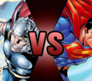 Superman vs. Thor