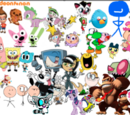Cartoon Network/Hub/Nicktoons