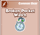 Broken Pocket Watch