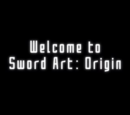 Sword Art: Origin