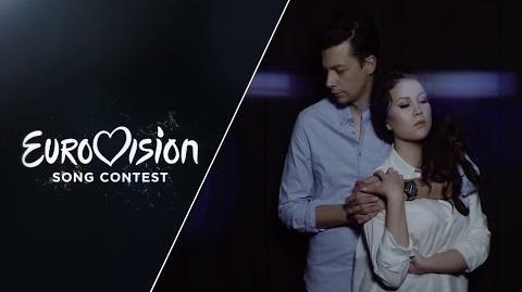 Elina Born & Stig Rästa - Goodbye to Yesterday (Estonia) 2015 Eurovision Song Contest