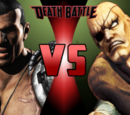 Jax VS Sagat