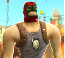 Técnico Wrestler Mask