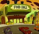 Food Hole/Trivia