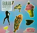 Paper Gods - Argentina: 550113-2 / 9362-49264-2