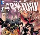Batman & Robin Eternal/Covers