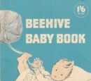 Patons and Baldwins SC 50 Beehive Baby Book Knitting for the First 6 Months