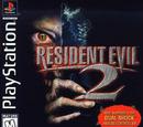 Resident Evil 2 promotions