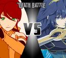 'Fire Emblem vs RWBY' themed Death Battles