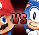 Mario VS Sonic (2011)