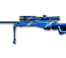 AWM-A Platinum Blue