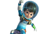 Miles From Tomorrowland characters