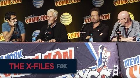 Gcheung28/The X-Files Highlights from NYCC