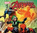 Uncanny Avengers Vol 3 1