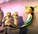Turtles (Shark Tale)