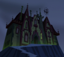 The Spooky Ol' Mansion by the Sea
