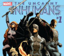 Uncanny Inhumans Vol 1 1