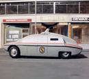 Maximum Security Vehicle