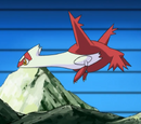 Nurse Joy's Latias