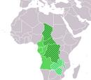 60,000 B.C., Katanda, Central Africa