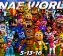 DCfnaf/Ranking the Five Nights at Freddy's Installments From Least Favorite To Favorite