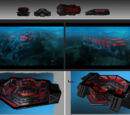 Miles Dread's Undersea Base