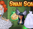 Spooky Cafe Swan Song