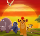 The Lion Guard (group)