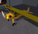 Piper J-3 Cub (EG Aircraft)