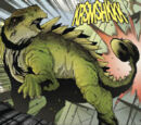 Unidentified ankylosaur