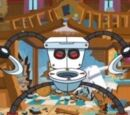 Robo Toilet 30000