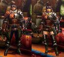Hunter's Armor (Gunner) (MH4)