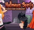 Spooky Cafe Halloween Spirits