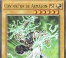 Conductor de Armazón-PSÍ