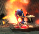 Sonic the Hedgehog (2006) action stages