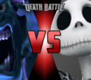 Sulley vs. Jack Skellington