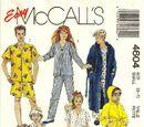 McCall's 4604 A
