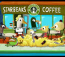 Starbeaks coffee