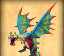 Schnüffelbuckler/Dragons-Aufstieg von Berk