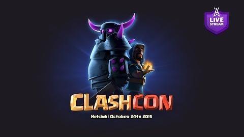 ClashCon LIVE!