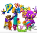 Luvpeacemoon/Everyone Do The Viva Pinata Song