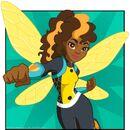 Bumblebee DC Super Hero Girls 0002.JPG