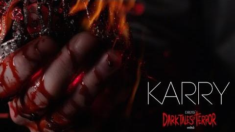 "Dross Dark Tales of Terror ""Karry"", una tétrica historia de bullying y venganza"