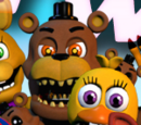 Adventure Nightmare Freddy